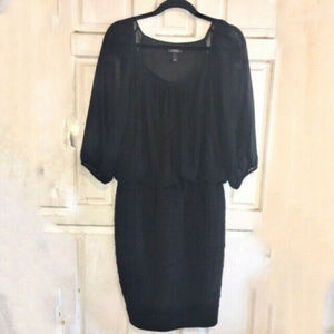 Collection Dressbarn Little Black Dress Size 16